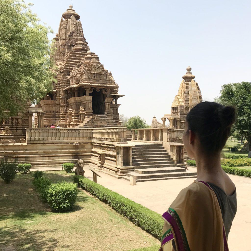 Templos kamasutra Khajuraho (India)