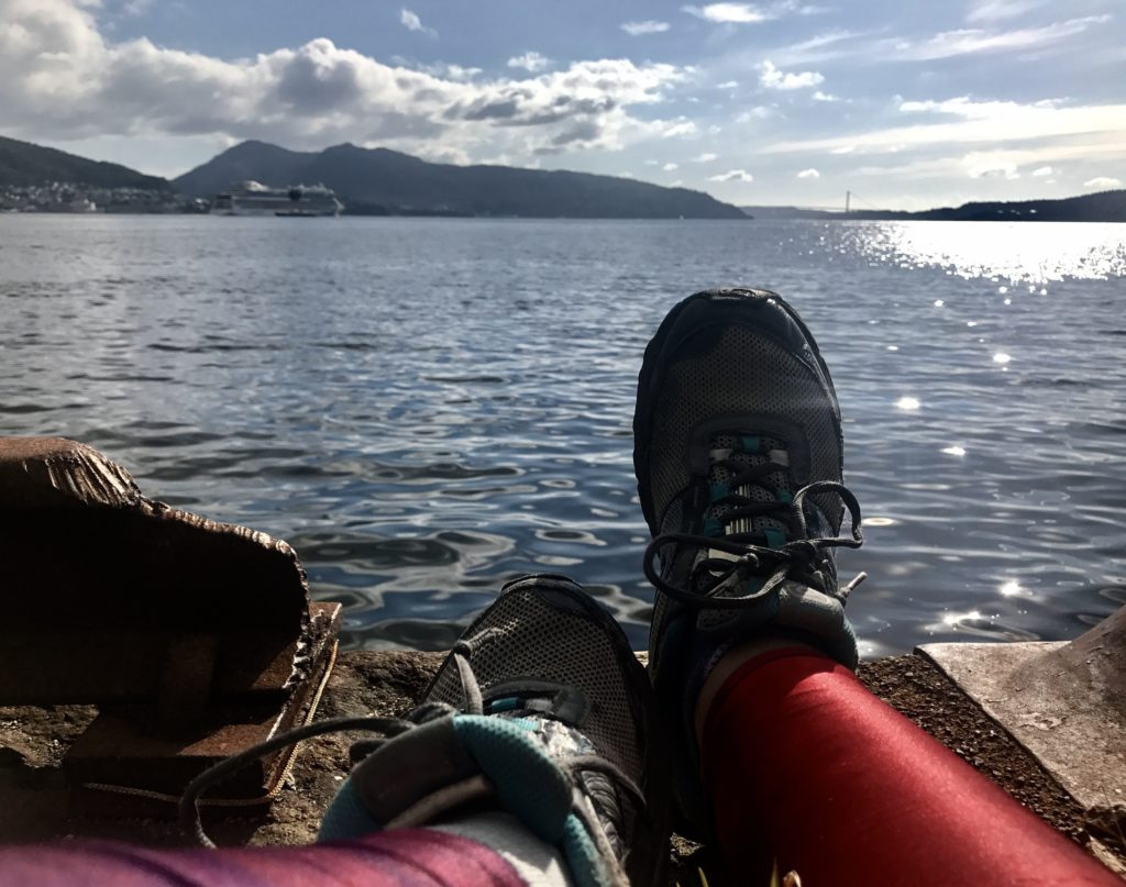 Running - Correr por Bergen