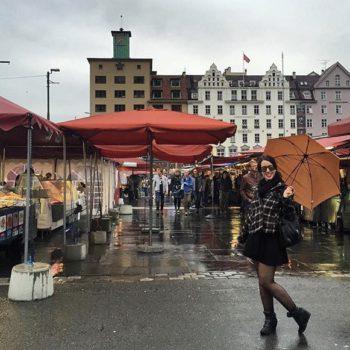 mercado del pescado bergen