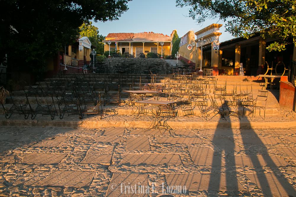 Guía rápida de Cuba- Bailar salsa. Casa de la Música de Trinidad