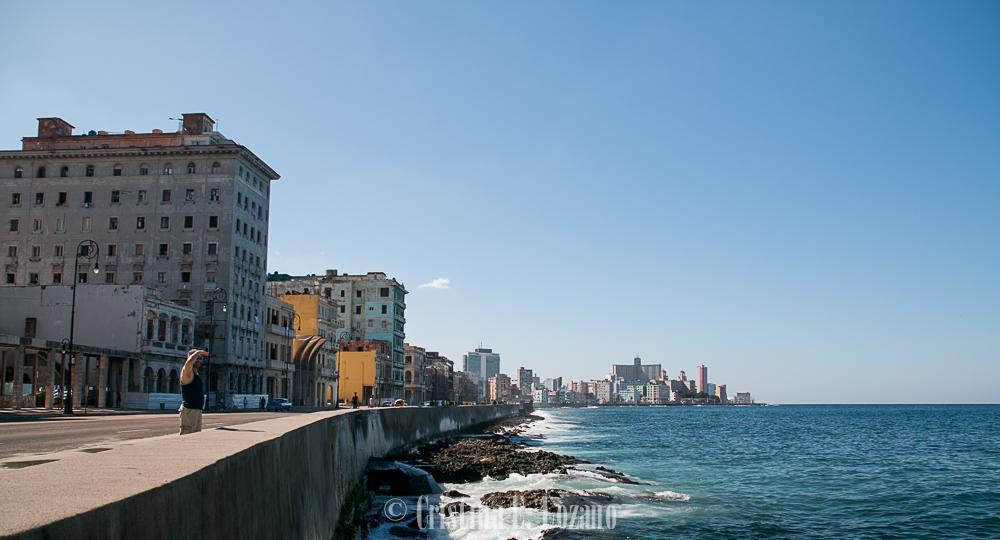 Guía rápida de Cuba- Malecón de La Habana, Cuba
