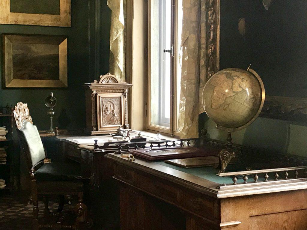 Visita a la Casa de Henrik Ibsen. Oslo (Noruega)