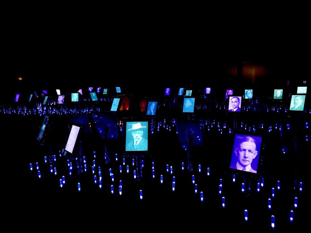 Centro nobel de la Paz de Oslo (Noruega)