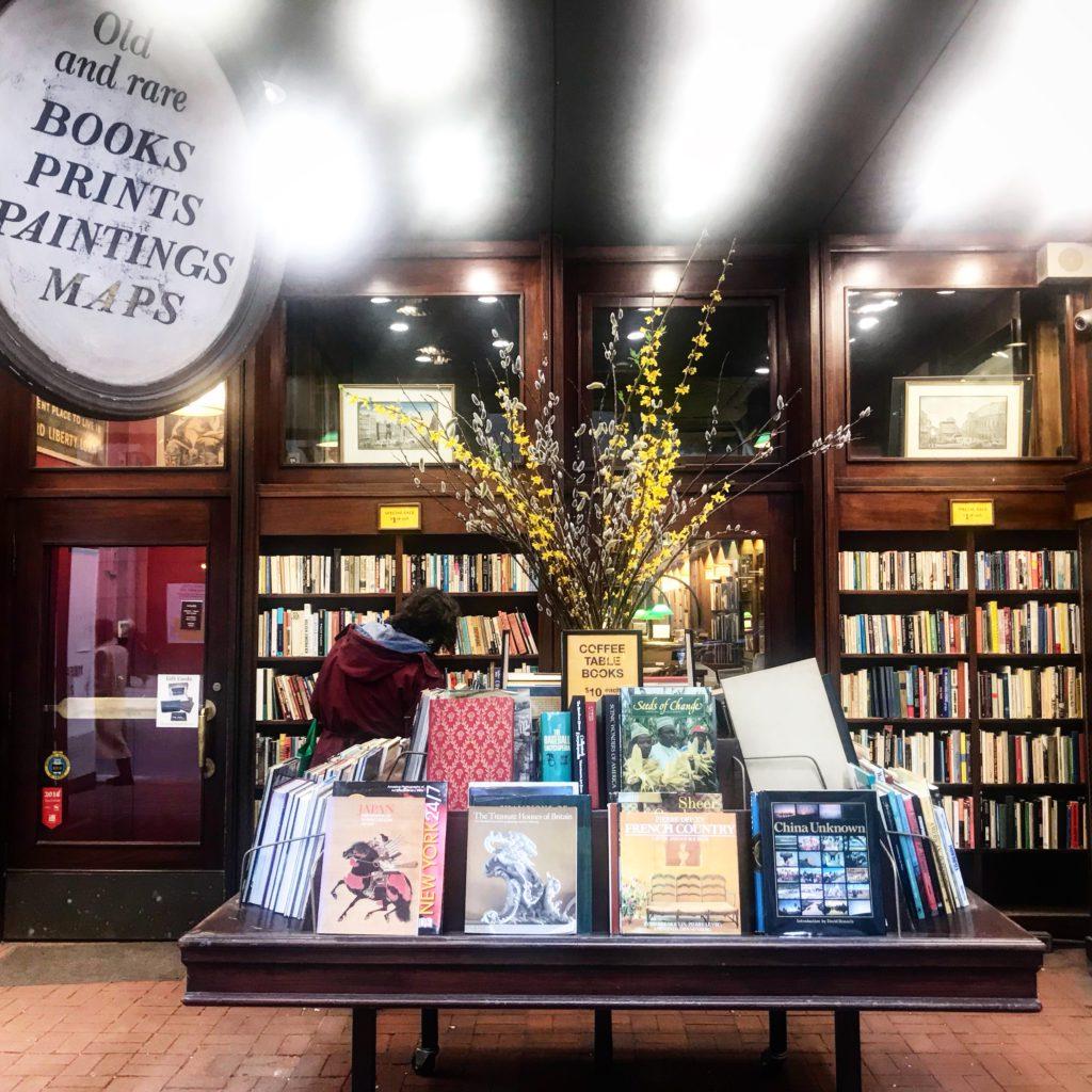 Argosy Book Store, la librería independiente más antigua de Nueva York