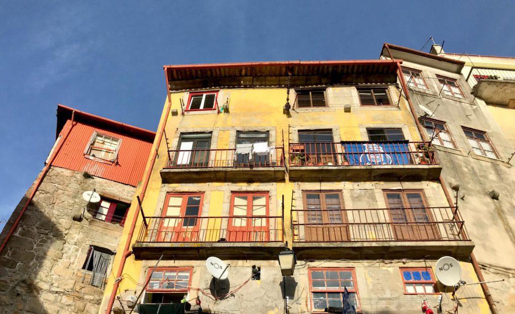 Casco Viejo de Oporto Portugal
