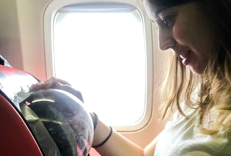 Transportin homologado para viajar en avión y volar con un gato-12