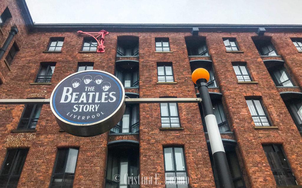 Liverpool y Beatles. Que ver y que hacer. The Beatles Story. Museo Beatles