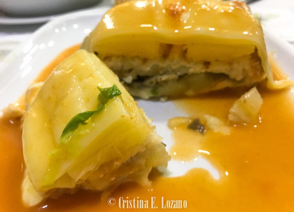 Resturantes veganos y vegetarianos en Oporto. Francesinhas veganas. Francesinhas vegetarianas 5