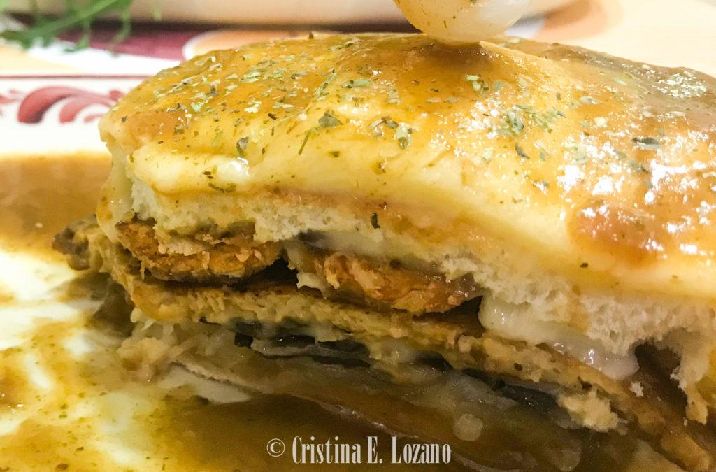 Resturantes veganos y vegetarianos en Oporto. Francesinhas veganas. Francesinhas vegetarianas 6