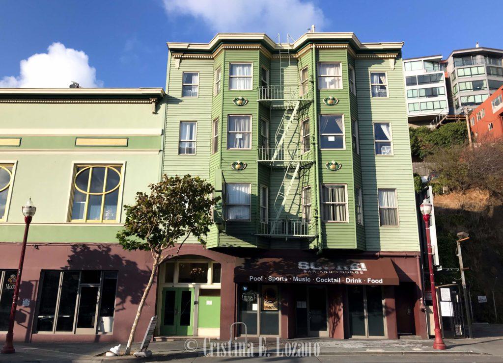 San Francisco. Hoteles baratos. Donde dormir en SF barato y seguro-18
