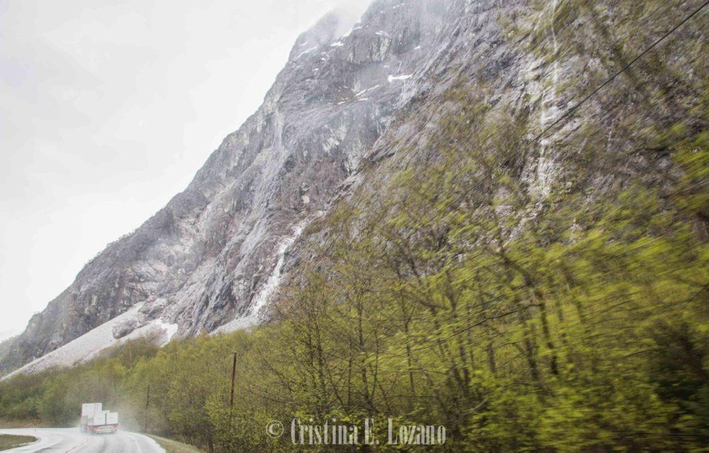 Anortosita Noruega
